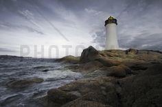 Sardinia Lighthouse - Wall Mural & Photo Wallpaper - Photowall