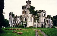 """This is a re-pin of the Castle Fogarty in Tipperary, Ireland.  also from my Mothers side of the family.  ( i may have to contact Marjorie and see how were related). Text from Marjorie Fogarty """"Fogarty Castle in ireland - My mothers side"""""""