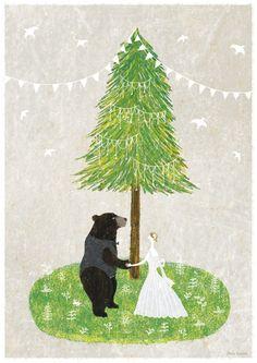 June Bride on Behance. Repinned by Elizabeth VanBuskirk on board: Inca Teaching 2: The Land, Animals etc.