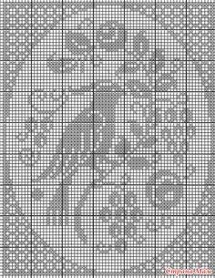 """""""Райская птичка"""" в стиле БОХО. по следам Алёны Коблянской - Вяжем вместе он-лайн - Страна Мам"""