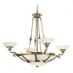 1999/6+4 - Possoni - lampa wisząca https://abanet.pl #lampy_Kraków #abanet #klasyczna_lampa #piękna_lampa #lighting #design #lighting #exclusive #quality #Italy #włoski #włoska #lampy #oświetlenie
