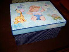 caixa para menino