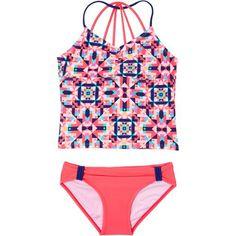 O'Rageous Girls' Geo Jive Tankini (Navy, Size 16 Youth) - Youth Swim, Girl's Swim at Academy Sports Design Girl, My Design, Swimsuits, Bikinis, Swimwear, Girls Bathing Suits, Geo, Size 16, Tankini