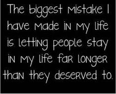 I keep making this same mistake over & over..stupidity..people DON'T change & lies are the same too!