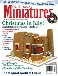 Dolls House Miniatures July 06 - Kate Maksimenko - Álbuns da web do Picasa