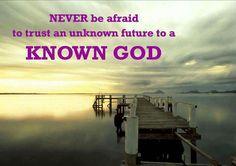 #Trust #God