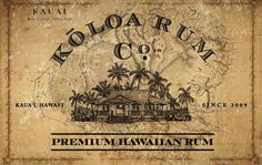 New Koloa Rum Flags available in our Company Store