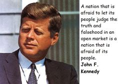 john kennedy | John F. Kennedy Quotes