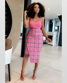Best Ankara Fashion Styles For Curvy Ladies Best Ankara Fashion Styles For Curvy Ladies. African print fashion outfits you don't wanna miss right now African Print Skirt, African Print Dresses, African Print Fashion, African Prints, African Women Fashion, African Men, Africa Fashion, African Style, African Fabric