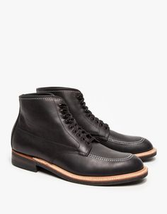 Black Indy Boot