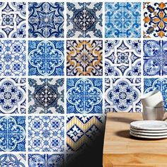 stickers for kitchen wall tiles - Google Search
