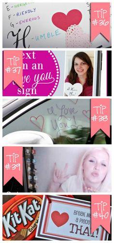 50 Simple, Quick Romance Tips   The Dating Divas