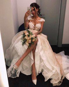 """Páči sa mi to: 7,009, komentáre: 46 – MillaNova™ (@millanova_official) na Instagrame: """"Chicago campaign ⭐️#millanova #millanova2018 #weddingdress #wedding"""""""