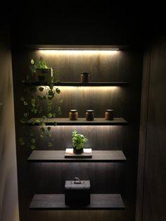 Luz Led, Floating Shelves, Design, Home Decor, Modern Library, Libraries, Lights, Trendy Tree, Decoration Home