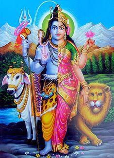 Shakti | Shiva - Shakti -the symbolic representation of energy and matter.
