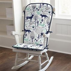 15 best rocking chair pads images rocking chairs rocking chair rh pinterest com