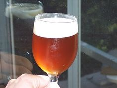 Pumpkin ale! I made a great Smashing Pumpkin Ale, check out the photo in My Home Brews