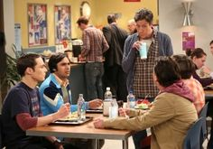 """Check out my review of The Big Bang Theory's """"The Tenure Turbulence"""" for The MacGuffin!"""