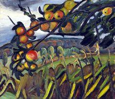 Apple Tree by Prudence Heward