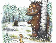 10 book-apps that might change Julia Donaldson's mind about Gruffalo apps Gcse Books, The Gruffalo, Gruffalo Party, Gruffalo's Child, Kids Story Books, Best Books To Read, Film, Les Oeuvres, Painted Rocks