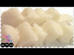 STEAMED RICE CAKE - MIKI'S PANTRY - YouTube