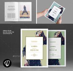 40 beautiful indesign fashion brochure templates - Fashion Brochure Template
