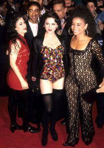 Madonna no Festival de Cinema de Cannes em 1993