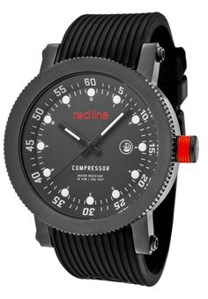 cd0b0753 Price:$109.99 #watches Red Line 18001-014W-GUN, An aura of brilliance. This  Red Line timepiece glows with its irradiant charm.