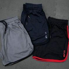 19fbbf0adca Men s Sports Training Bodybuilding Summer Shorts Workout Fitness GYM Short  Pants