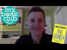 My Book Club Interview of Jon Acuff, author of DO OVER: Rescue Monday, Reinvent Your Work, and Never Get Stuck with host Peg Fitzpatrick.