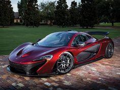 #McLaren P1 #Car Buscando personas que quieran cuidar su Auto