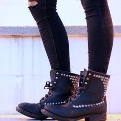 Ash 'Ralph' biker boots