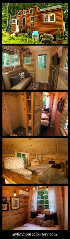 "Yes, they even make Tiny Homes for Tall Basket Ball Players! Matt Bonner is about 6' 10"" He & his family are enjoying their Tiny Home o..."