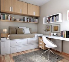 Any Teenage Bedroom Must Have A Very Thoughtful Layout. Weu0027re Here With  Some Awesome Ideas That Are Especially Useful For Small Rooms. Decoration  ...