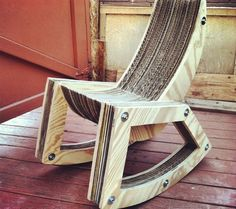 Modern Rocking Chairs. Looks great!
