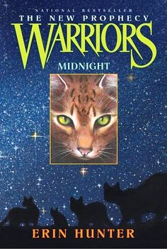 Start reading Warriors: The New Prophecy Midnight, a Warrior cats book by Erin Hunter. I Love Books, Good Books, My Books, Warriors Erin Hunter, Warrior Cats Books, Thing 1, Classic Theme, Comic, I Love Reading