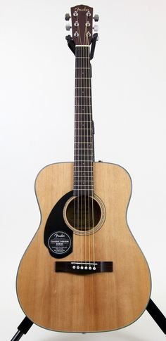 Fender CC-60S Left-Handed Acoustic Guitar