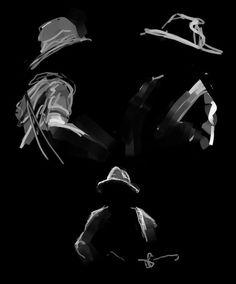 Amazarashi Concept Art, Character Design, Darth Vader, Japanese, Entertainment, Humor, Drawings, Anime, Universe