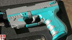 Walther PK380  One of my favorites