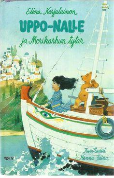 Uppo-Nalle ja merikarhun tytär - Finland