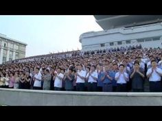 North Korea TV shows thousands celebrating launch of country's first ICBM