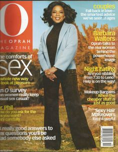 ec1ea410e80 O The Oprah Magazine - October 2004 O The Oprah Magazine