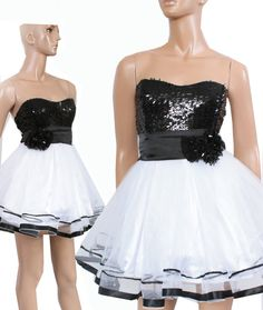 Prom/Party/ Cocktail/ Sweetheart / wedding by UpToDateFashion, $75.00