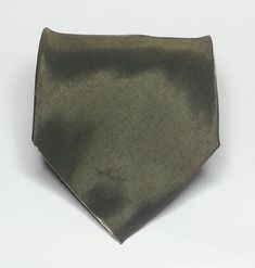 "#ebay Le Monde Men Slick Dark Green Shiny Dress tie 3.5"" wide 57"" long Polyester Rayon withing our EBAY store at  http://stores.ebay.com/esquirestore"