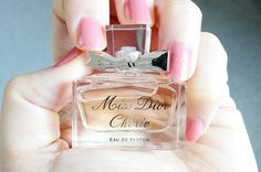 Miss Dior is so elegant. It's more mature than a super girly scent, but don't get that wrong! It's not something your grandmother would wear. It's so chic, and it would be good to wear to a formal event.