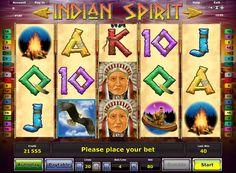 Indian Spirit - unerreicht! http://casino-ohne-anmeldung.com/slotmaschinen-spiele/indian-spirit.html