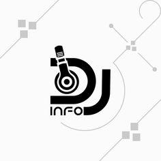 "My logo for DJ agency ""DJ-Info"". Мой логотип для DJ агентства ""DJ-Info"". #maxsanje #logoinspiration #dj #music #dance #travel #design #logo #logodesign #graphicdesign #branding #logodesigners #logoideas #inspiration #follow #instagood #instalike #дизайн #дизайнлоготипов #логотип #дизайнерлоготипов #дизайнер"