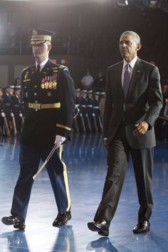 President Obama's Farewell Military Address Proves His Feminism Once Again