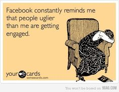 Dear Facebook, thank you for giving those of us whom have no other means of stalking people a chance.