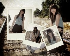 Portrait Template #06 ~ Don't have it?  See more and download at: www.photobacks.com/packages/advantage